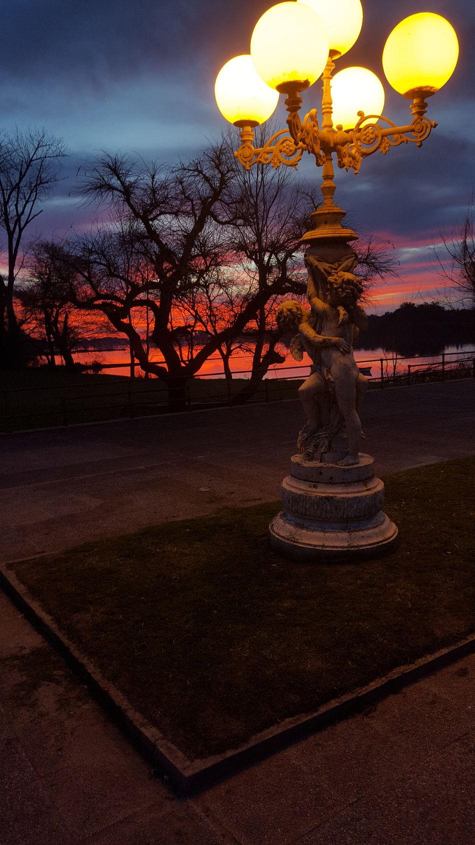 Light Sunset Peace Perfectday