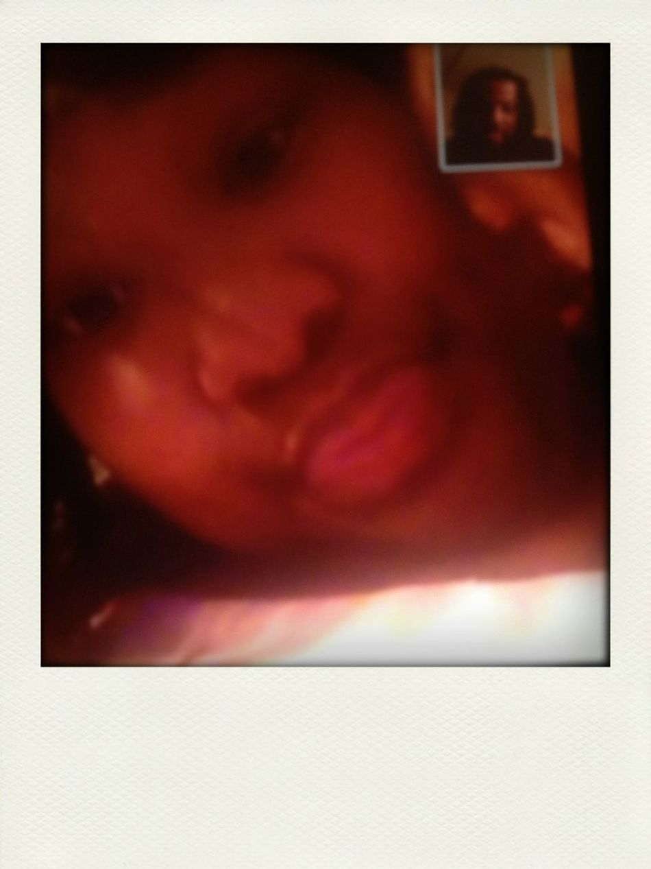 On Face Time With My Gril