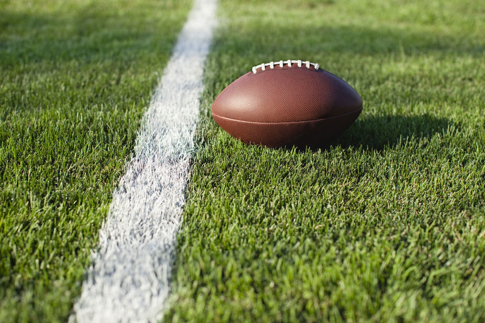 Beautiful stock photos of grass, American Football - Ball, American Football - Sport, American Football Field, Anticipation