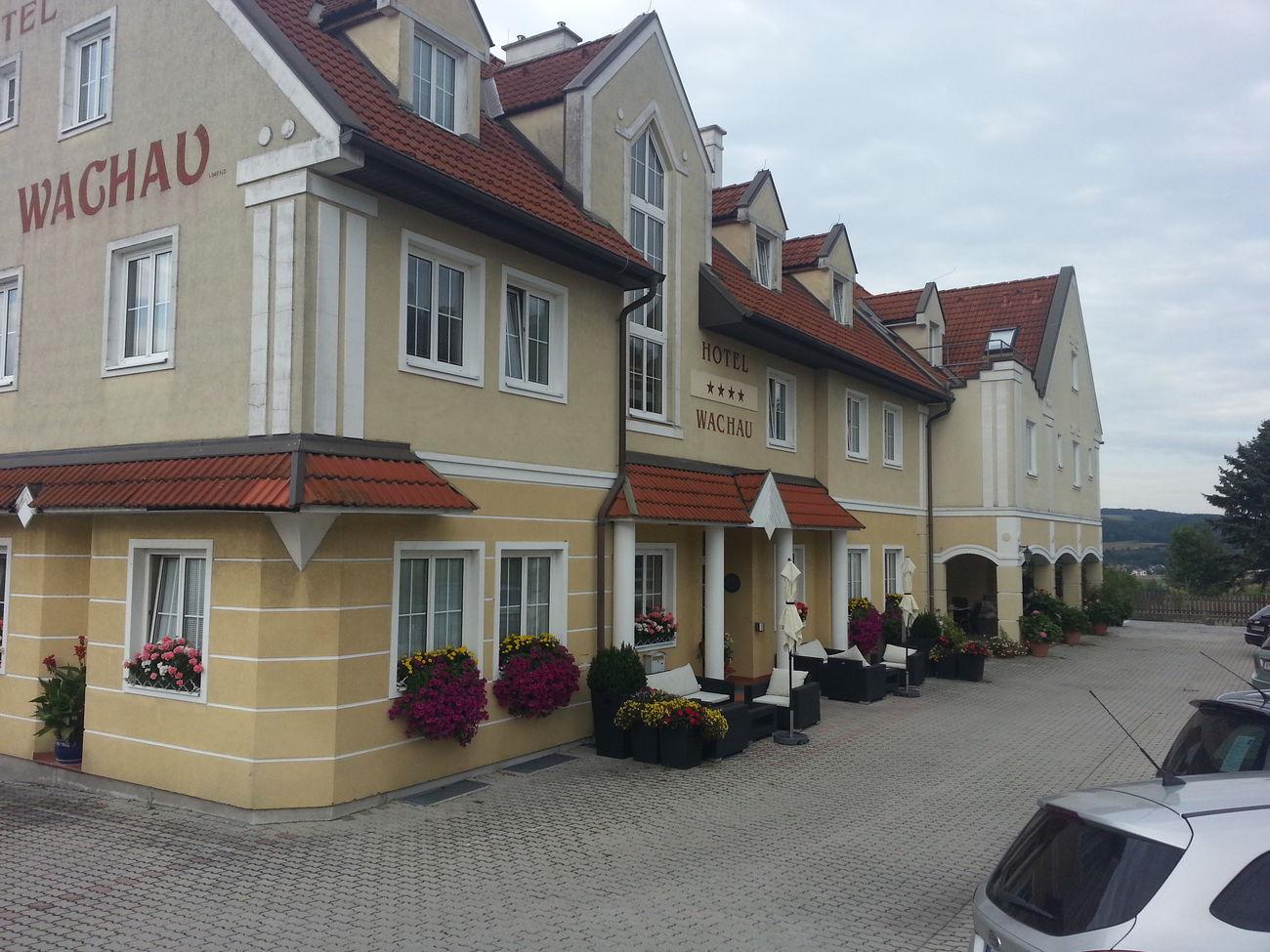Today In... Melk / Austria. Zwischenstopp auf dem Weg nach Jimbolia