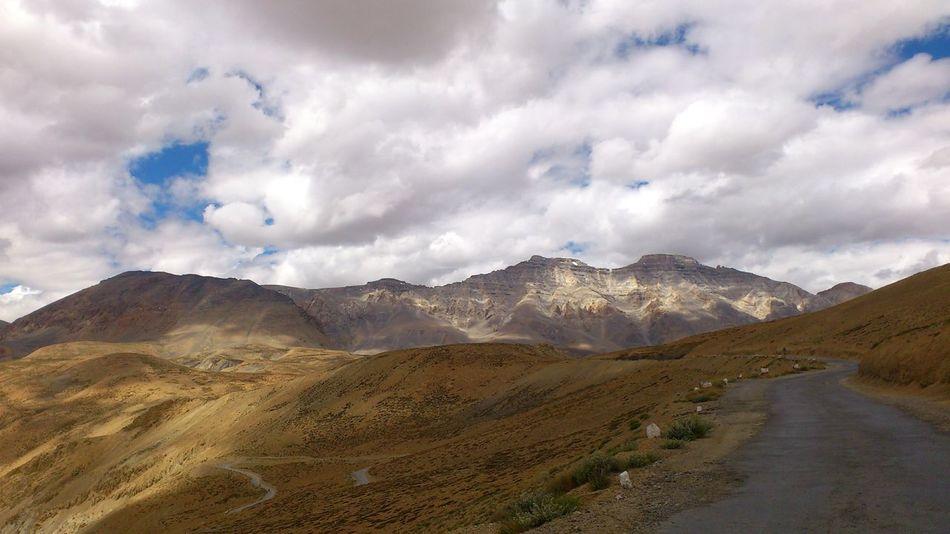 Natural Landscapes Landscape Leh Ladakh.. Himalayas Outdoors EyeEm Nature Lover Freshness No People Day Nature Scenics Beauty In Nature Mountain Leh JammuandKashmir Raw Unexplored Region Unexplored Miles Away