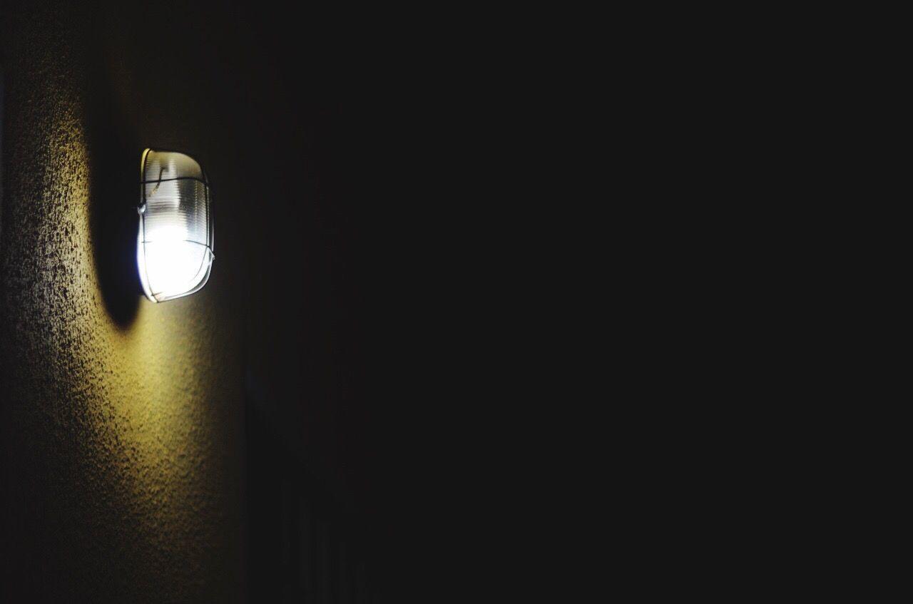 illuminated, lighting equipment, electricity, electric light, light bulb, indoors, no people, night, close-up