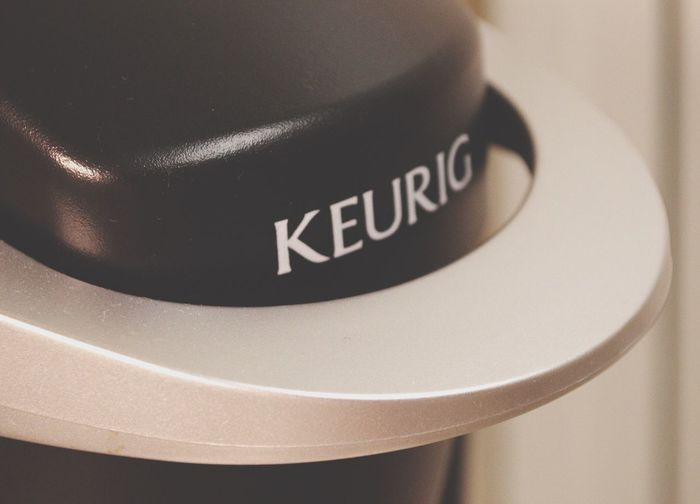 ☕️☕️❤️ Close-up Coffeelover Keurig Keurigcoffee Keurigbrewer Keurig Coffee Coffee Theoldapartment Memories Nikonphotography Nikon D3200 Technology Indoors  No People Text Brands  Shallow Depth Of Field Coffeemachine Coffeemaker Portfolio Yeahthatgreenville SDOF