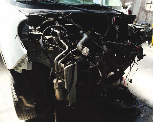 Kangoo Renault Car Crash Crash Car Vehicle Part