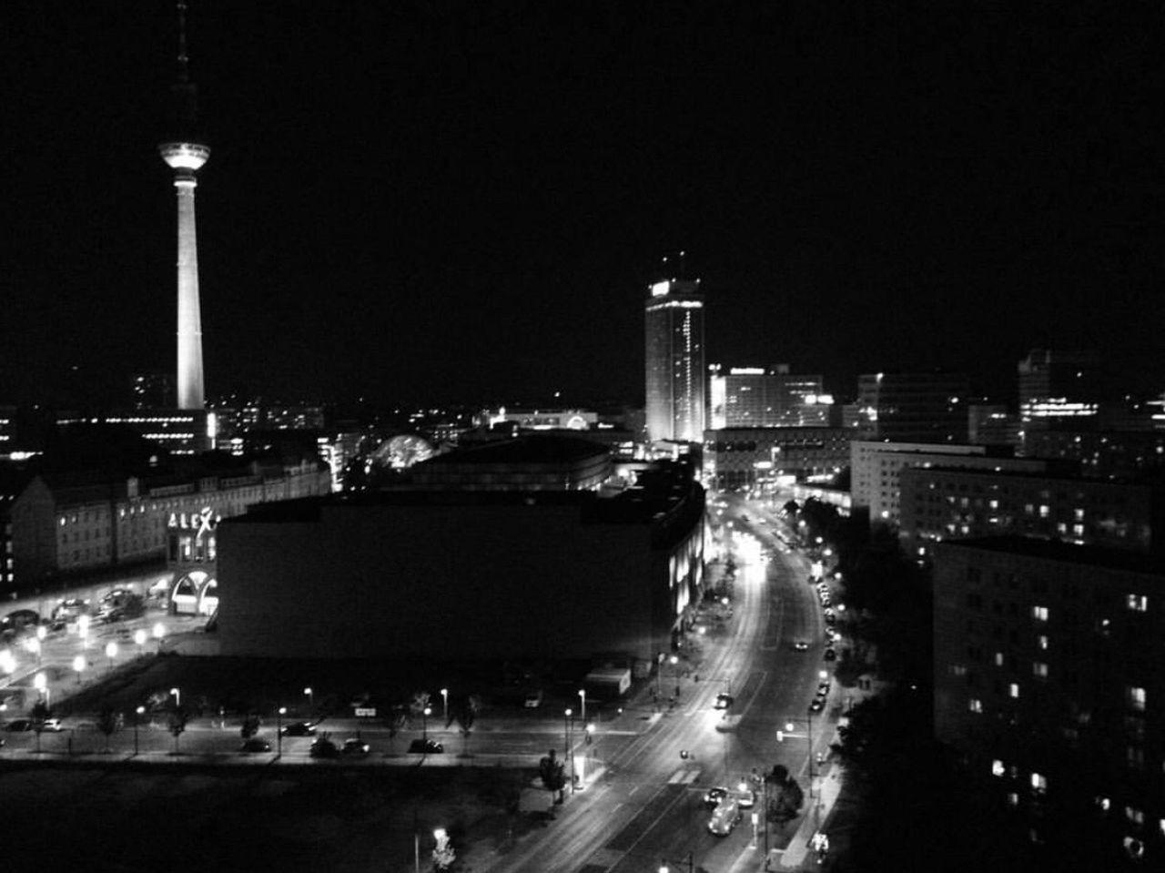 Berlijn At Night Cities At Night