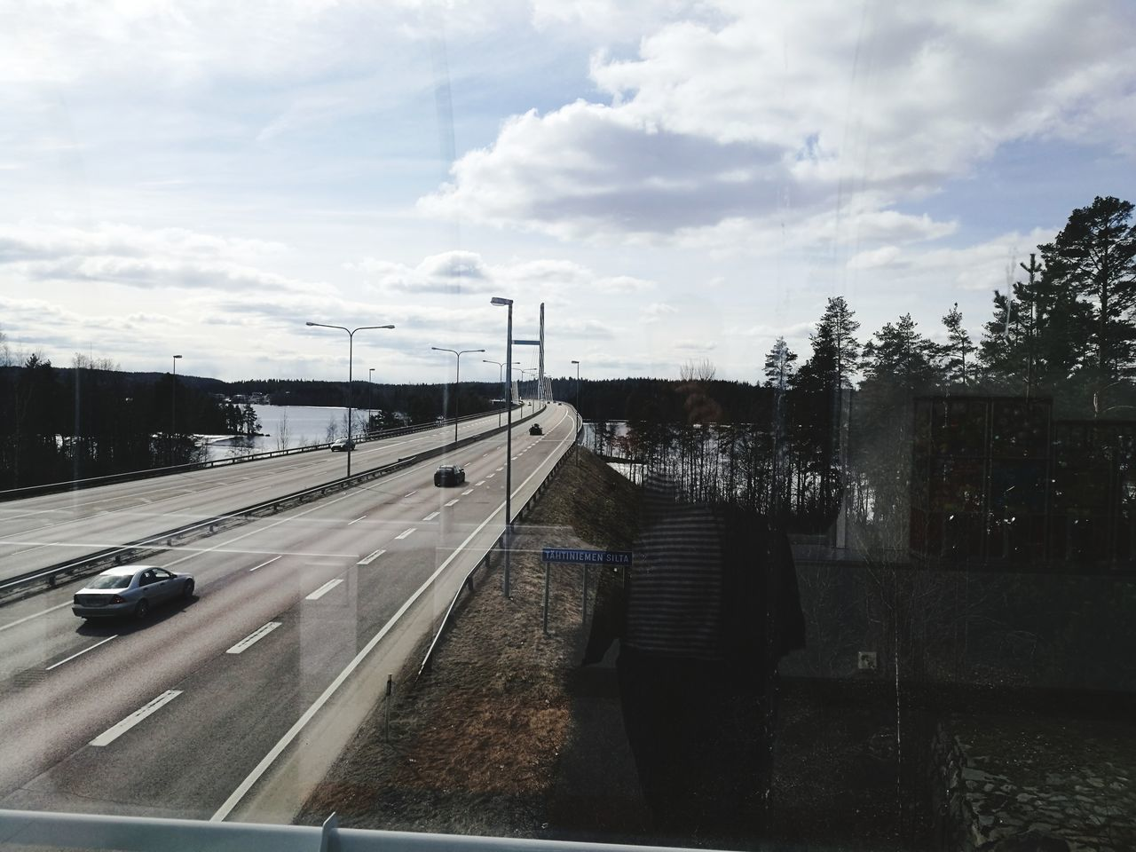 Finland♥ Finlandlovers Finlandia Finland_photolovers Helsinki, Finland. Finland Finlande Helsinki Vantaa Aéroport Aeroport ✈ Transportation Cloud - Sky Road Street Car Sky Day Outdoors No People Tree City