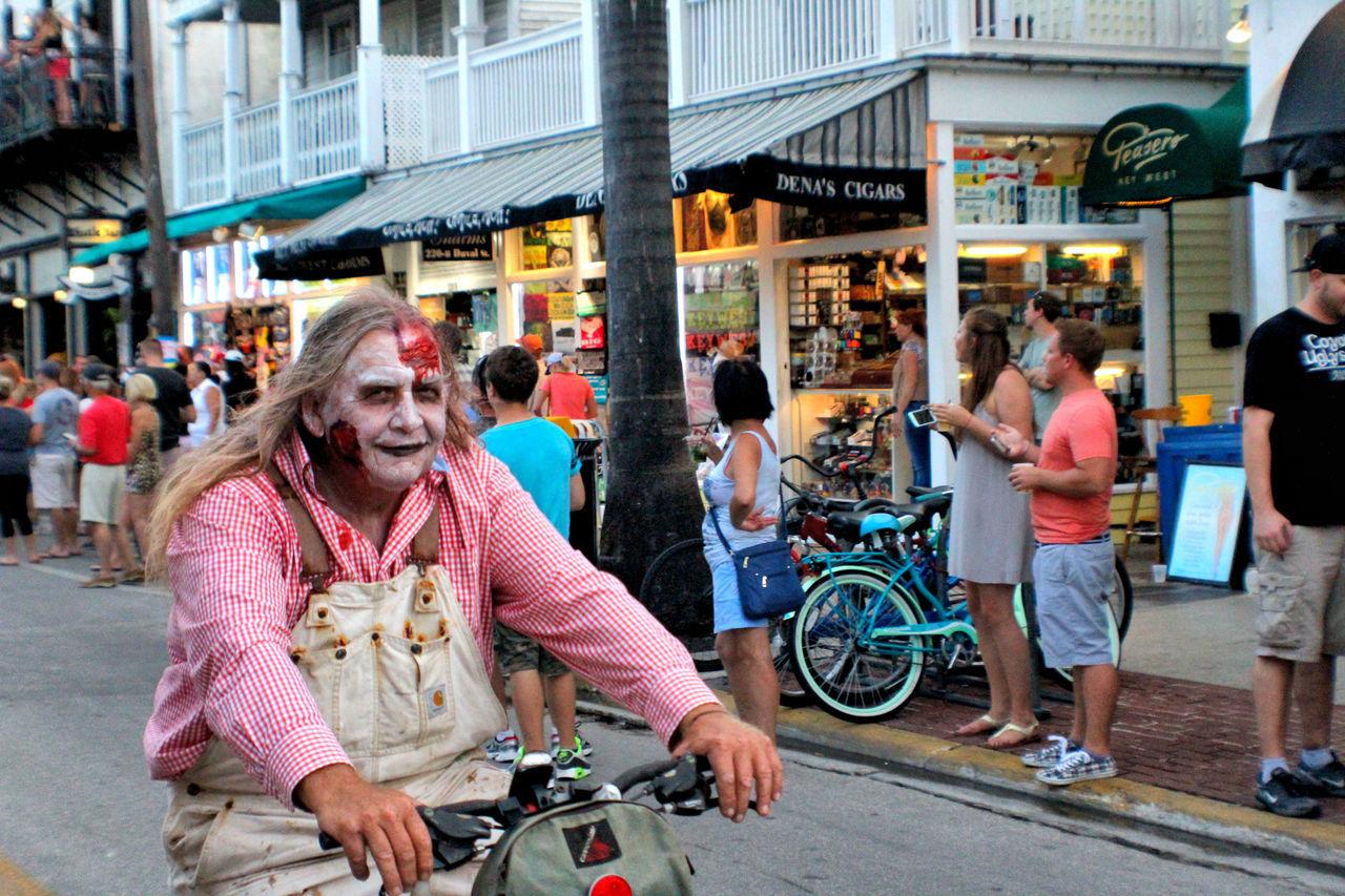 Key West Key West At Night Zombie Zombies