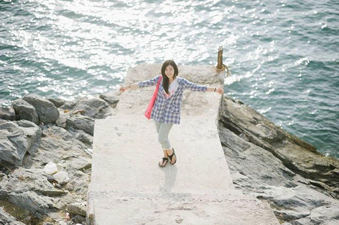 เมื่อใจมันเซ..ทะเลคือจุดหมาย Benunloveable ♥ Reviewthailand Srichang