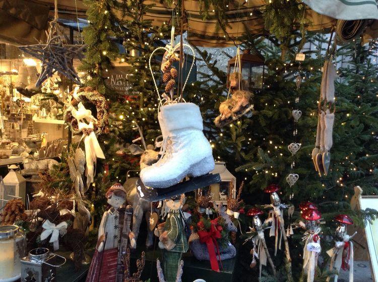Christmas market, Salzburg Christmas Tree