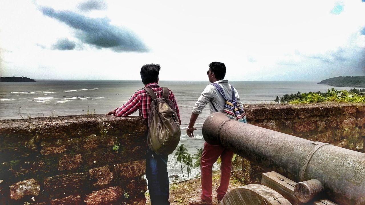 Beachscape Goa Friends Tourist_spot Tour