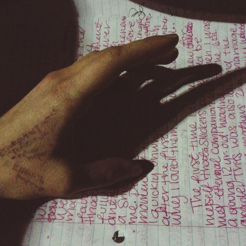 This really speaks to me Handlanguage Whathomework Done New Perspective