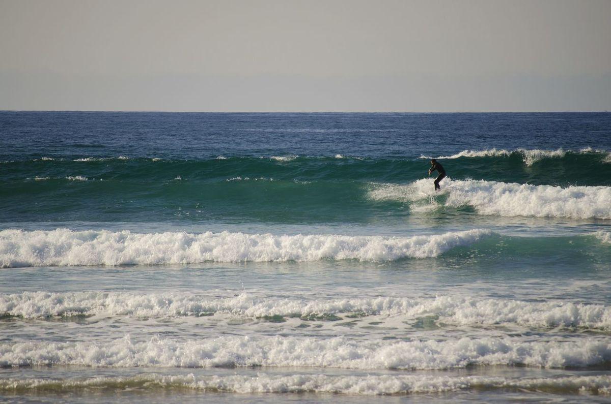 Blue Wave Lightroom Nikon D5100  Nikon Surf Surfing SPAIN Berria North Passion Love Nature