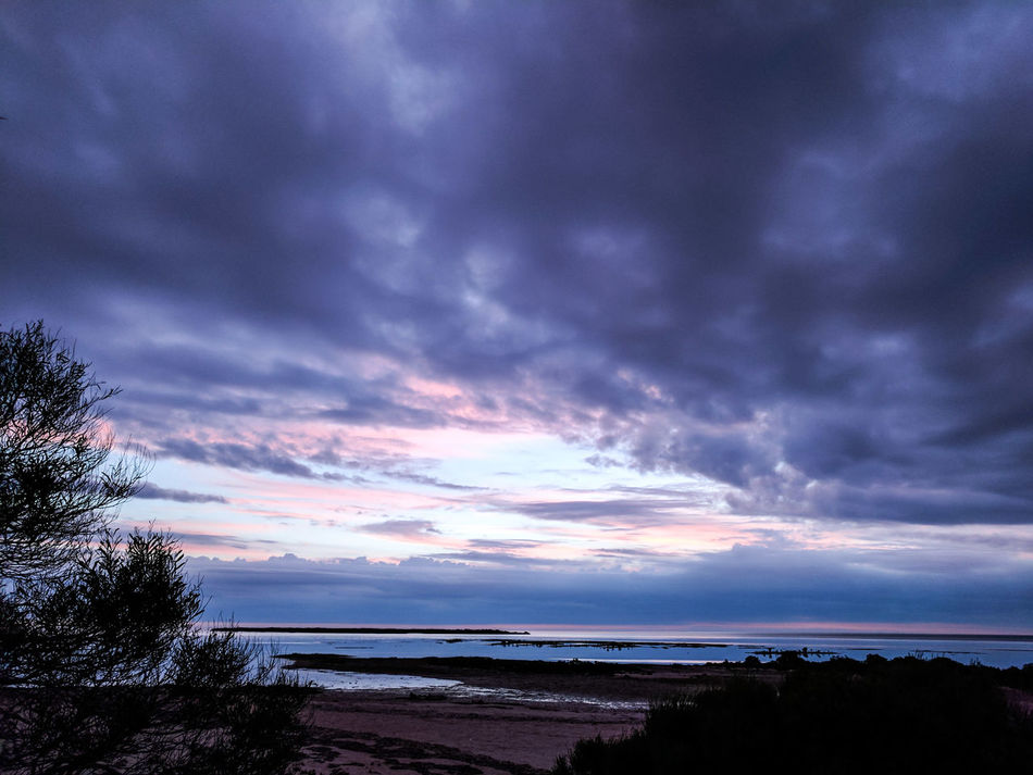 Sea Beach Water Cloud - Sky Dramatic Sky Horizon Over Water Blue Sunset Night Outdoors Summer Nature No People Sky Vacations Red Scenics Wave Beauty In Nature Milky Way Eyeem Market Beauty In Nature Travel Destinations Tranquil Scene Yorke Peninsula