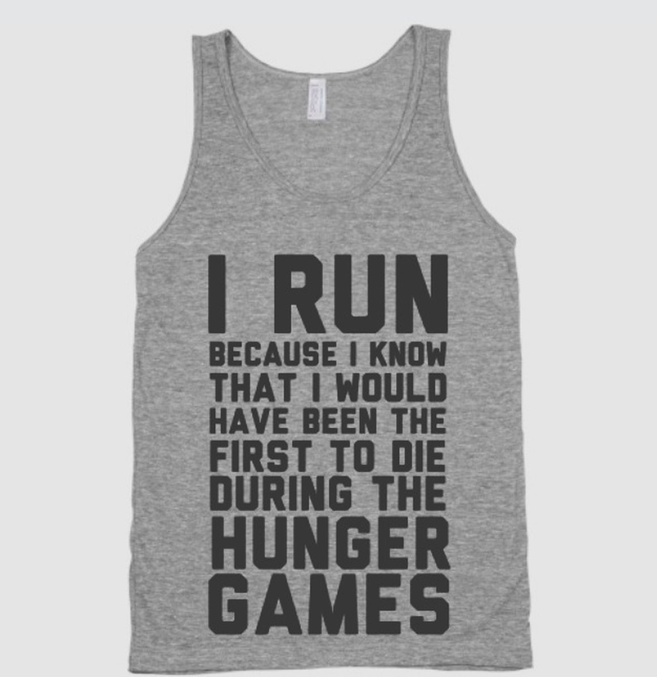 Pretty much! The Hunger Games Died Run