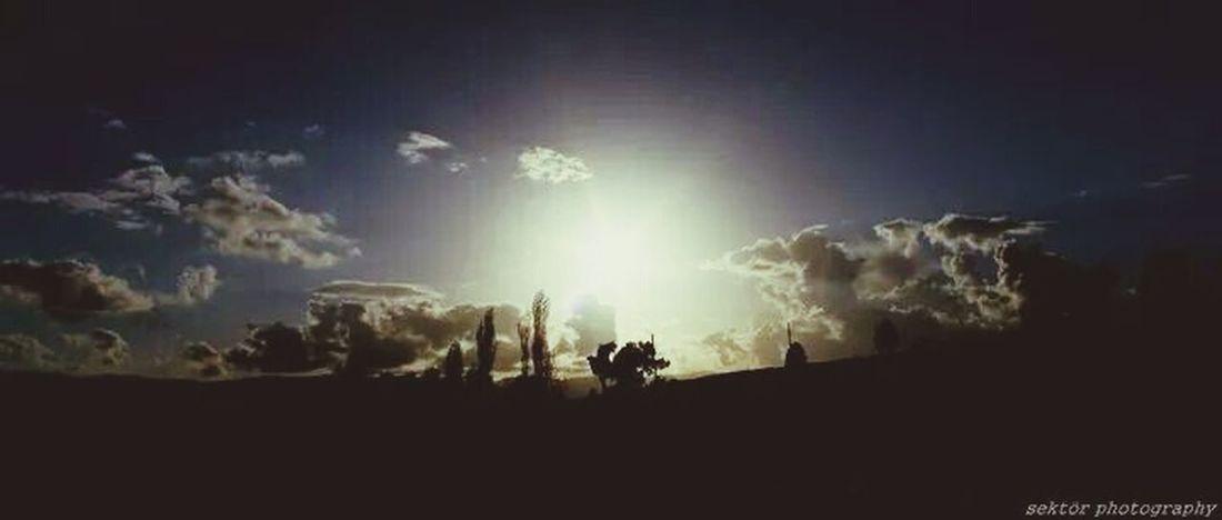 Sunset Landscape EyeEm Best Shots EyeEm Gün Batımı Ilk Akşam Sektör Yapım Relaxing Fantastic Nature_collection