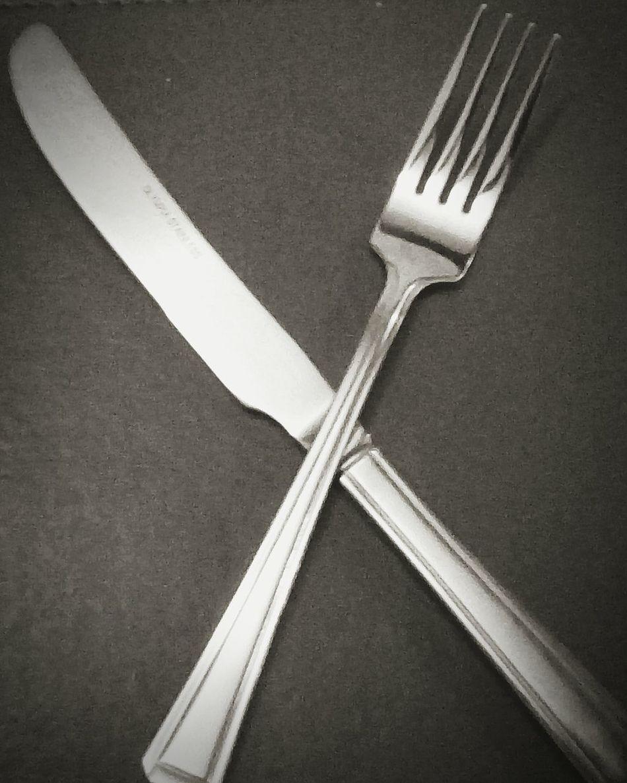 Knife Fork Knife And Fork Knife & Fork Cutlery Eating