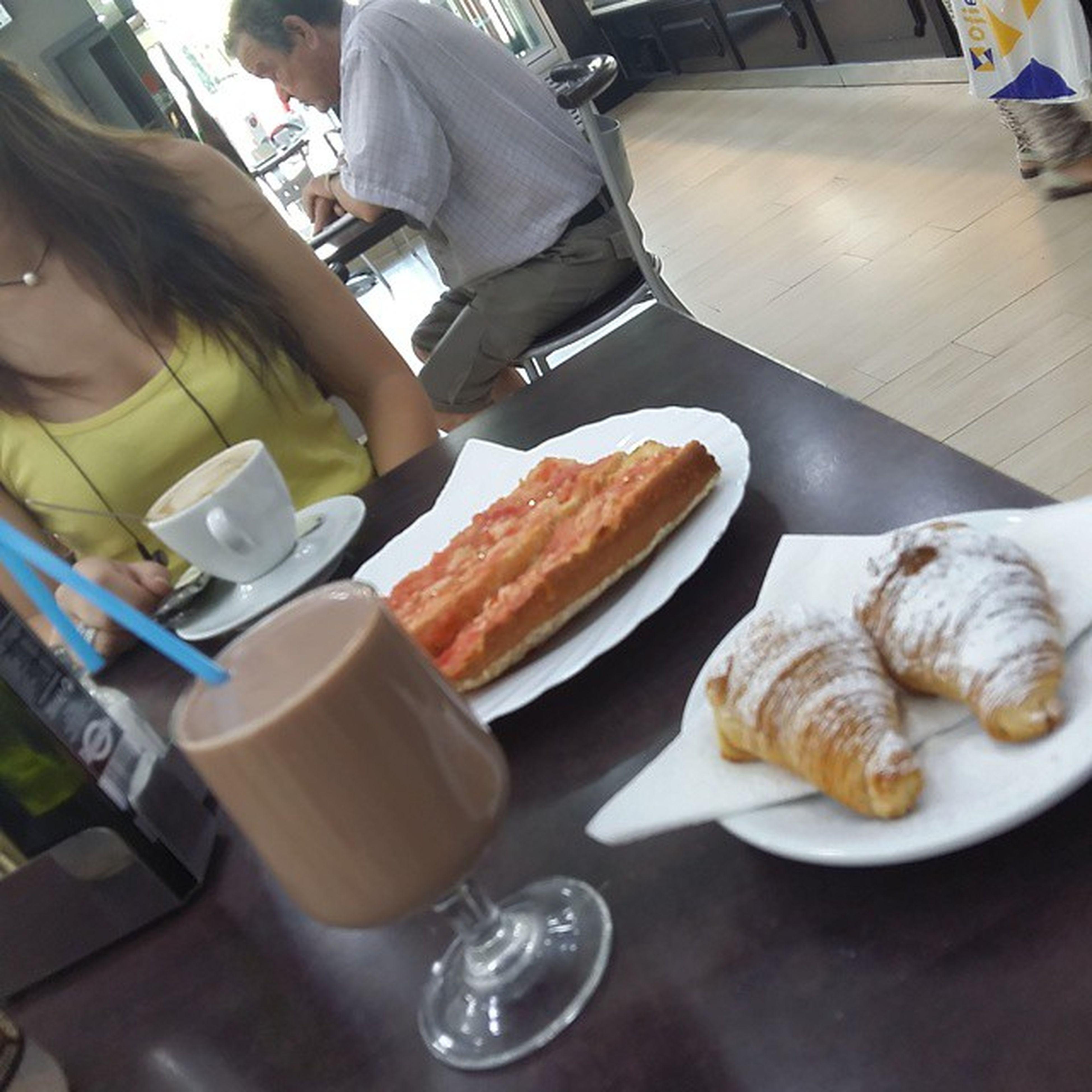 Buenos dias Desayuno Conlasis