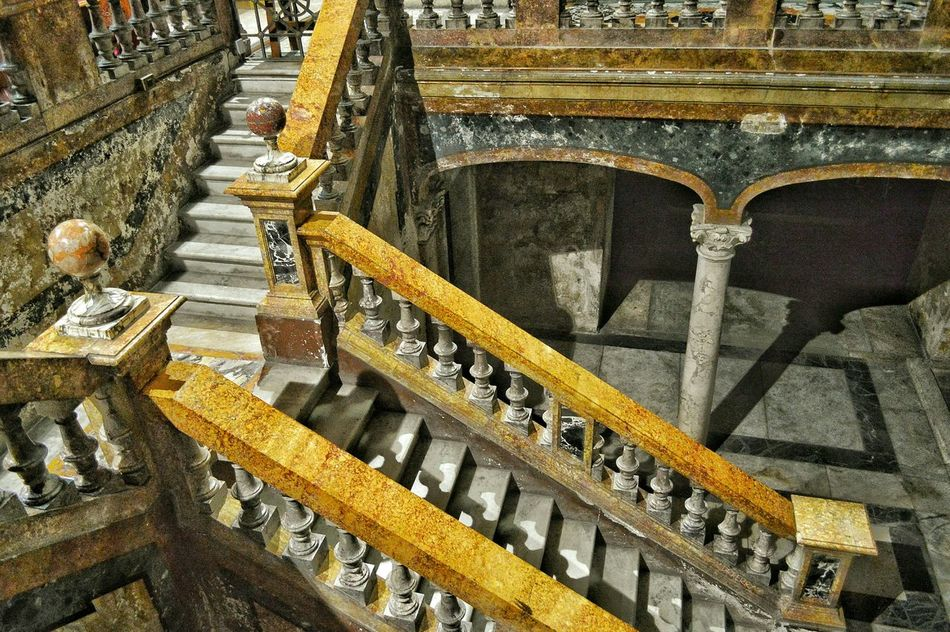 """""""Stepping Up to Marble"""" - San Silvestro in Capite - Roma Rome Roma Photobydperry High Angle View Built Structure No People Architecture Church Religion Place Of Worship Travel Destinations Italia Italy History Architecture Marble Marble Staircase Marble Stairs Tourism Architecture And Art Piazza San Sivestro Spirituality"""