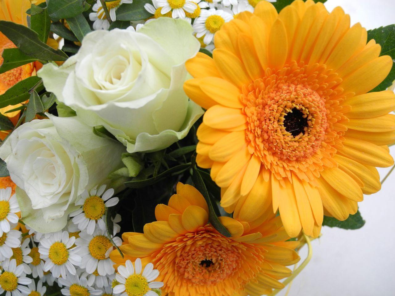 Flower Bouquet  EyeEm Best Shots - Flowers Birthday Flowers Flower Photography Bouquet Of Flowers Bouquet Flower Collection