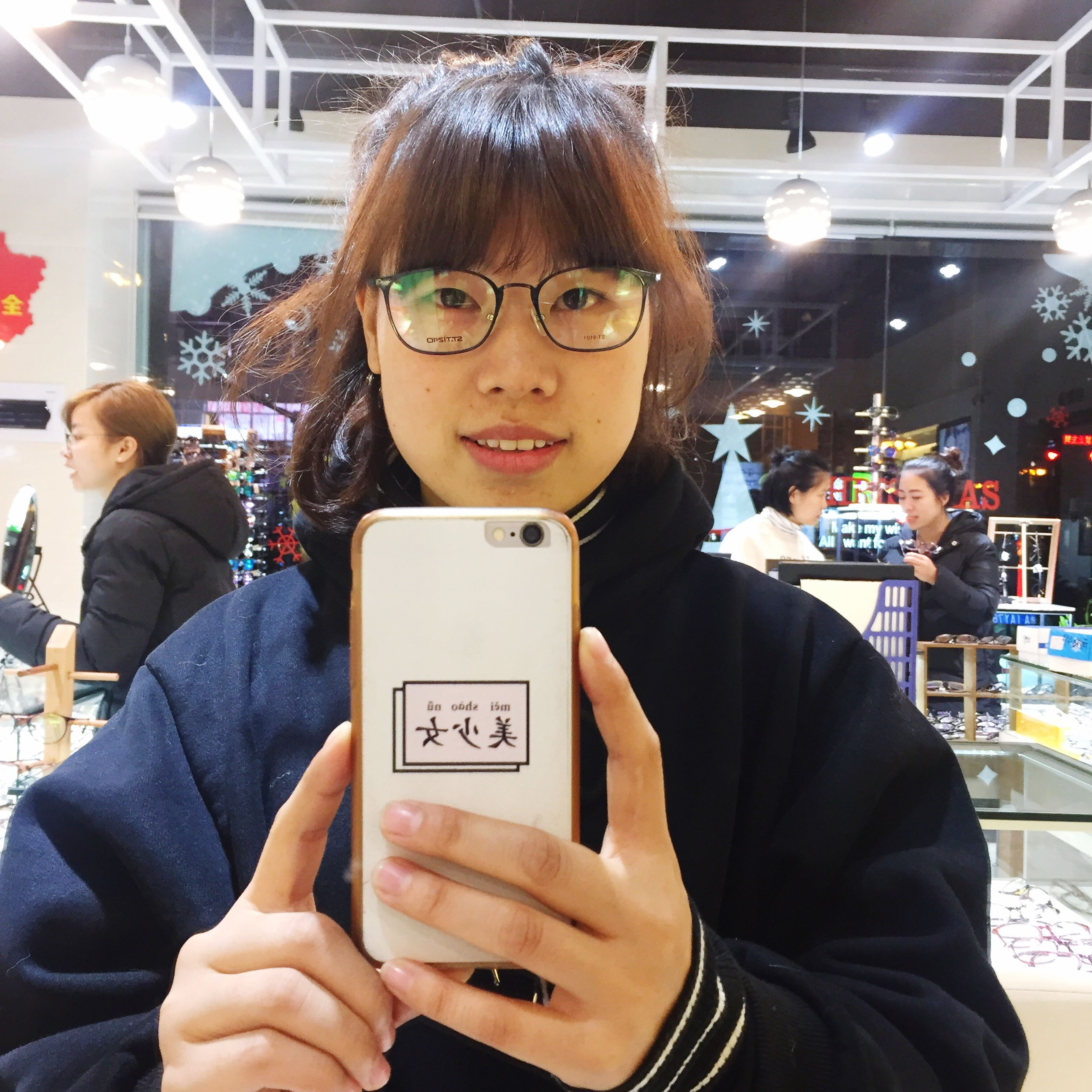 selfie, photo messaging, lifestyles, real people, smart phone, wireless technology, eyeglasses, portable information device, leisure activity, two people, illuminated, indoors, togetherness, close-up, people, day, adult
