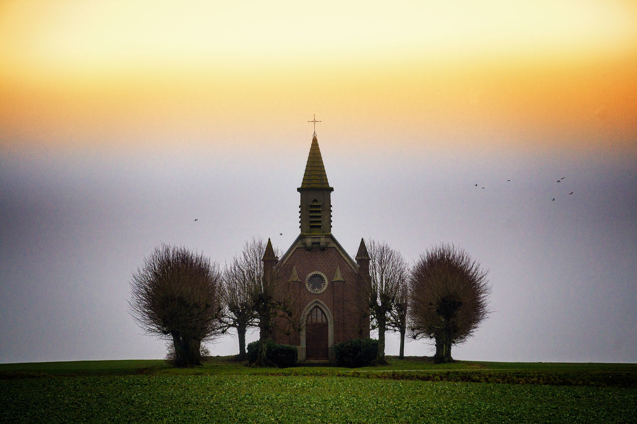 Chapel Serenity Scenery Shots Serene Outdoors Chapel Architecture Outdoors Rural Scene Church Tranquil Scene Outdoors Landscape Tranquility Scene Countryside