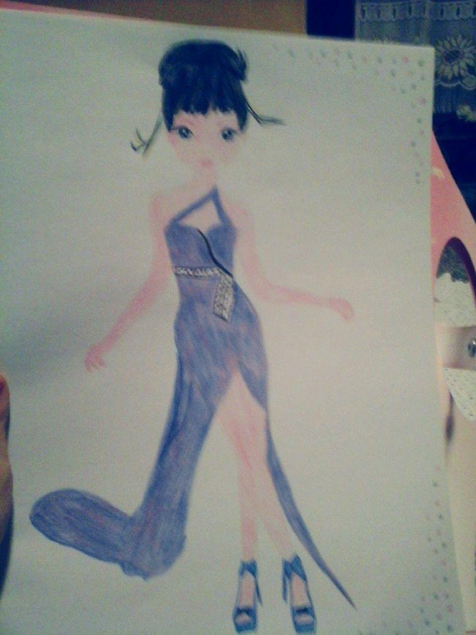 Il mio bellissimo disegno ♥