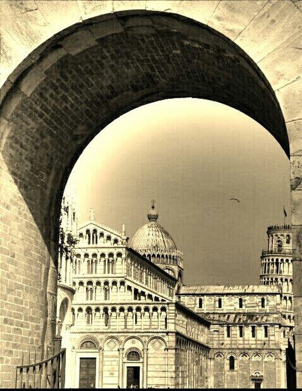 Pisa by olicou