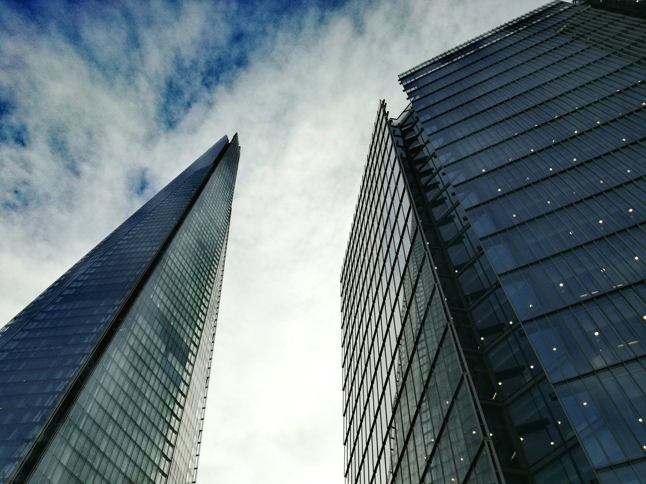 London Lifestyle Architecture Sky Outdoors London Hollidays Erasmus The Shard, London City Modern