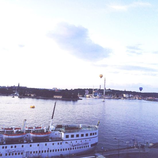 Swedish Baloons Ship Check This Out
