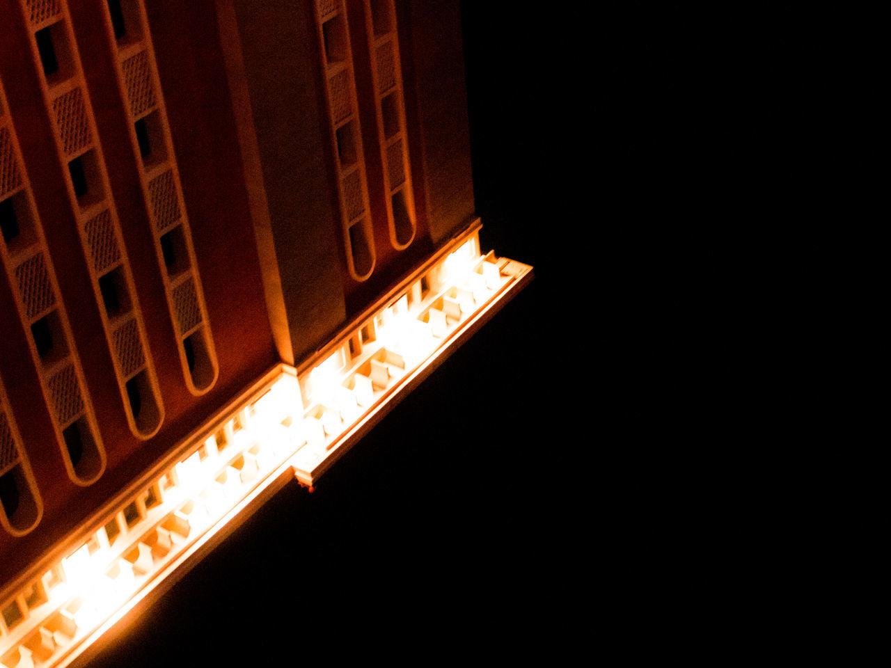 Upside downtown Architecture Built Structure Night Invert EyeEmNewHere Olympus Olympus E-P3 Plaza De Roma in Intramuros, Manila Eyeem Philippines The Architect - 2017 EyeEm Awards