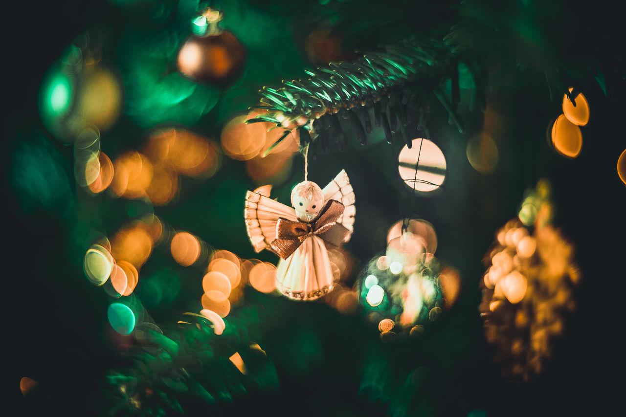 Beautiful stock photos of christmas tree, Angel, Christmas, Christmas Ornament, Christmas Tree
