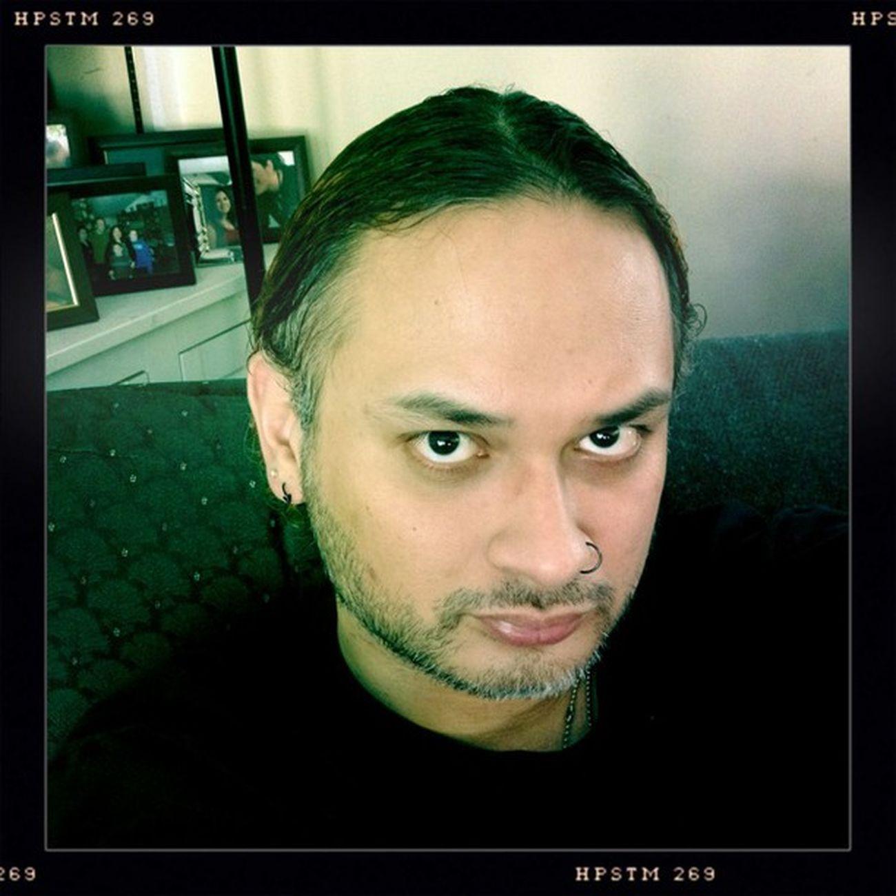 Some creepy guy... Hipstamatic Johns Pistil