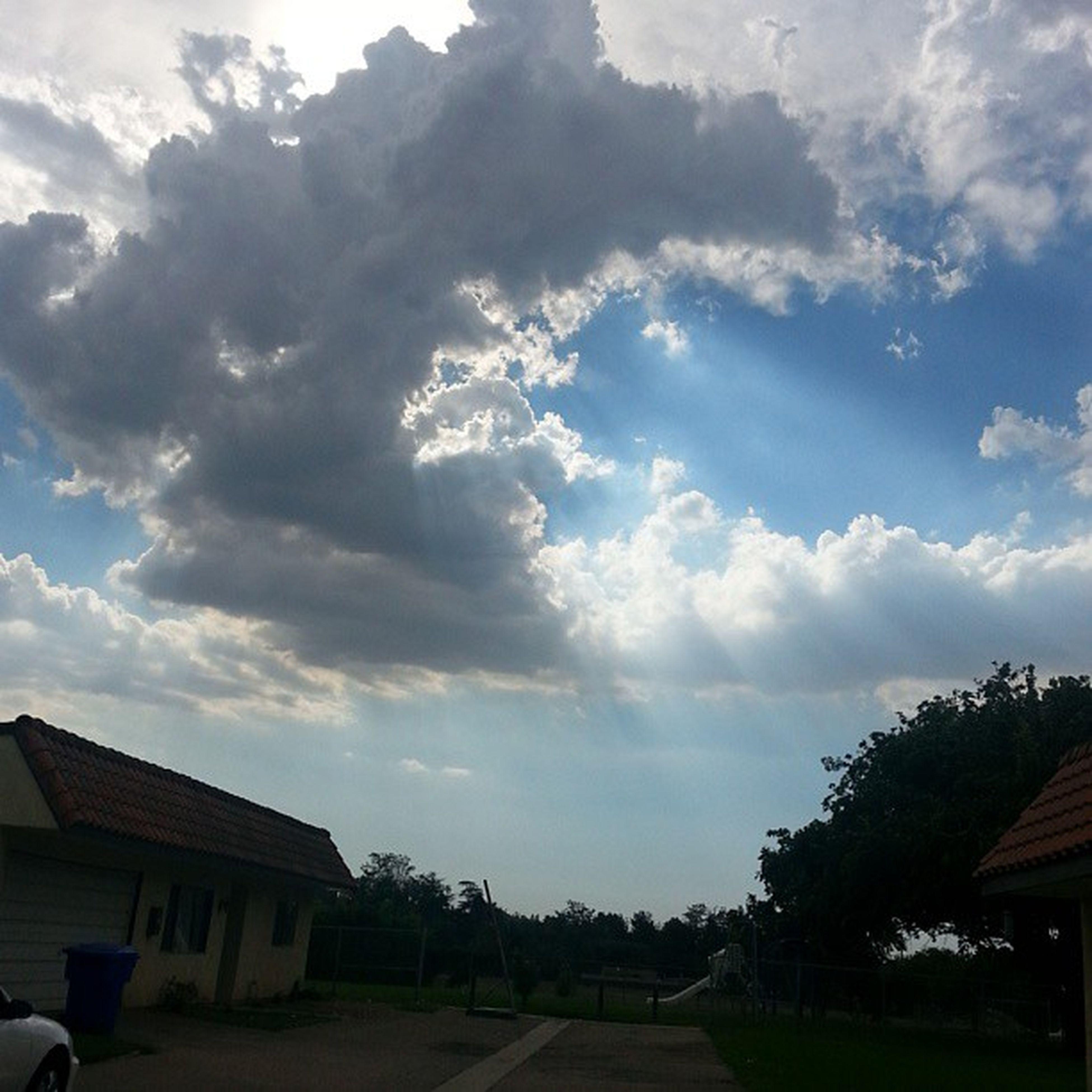 The beautiful sky. BeautifulYucaipaCa