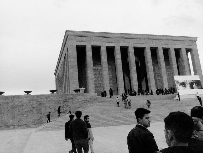 Ankara Anitkabir Atatürk