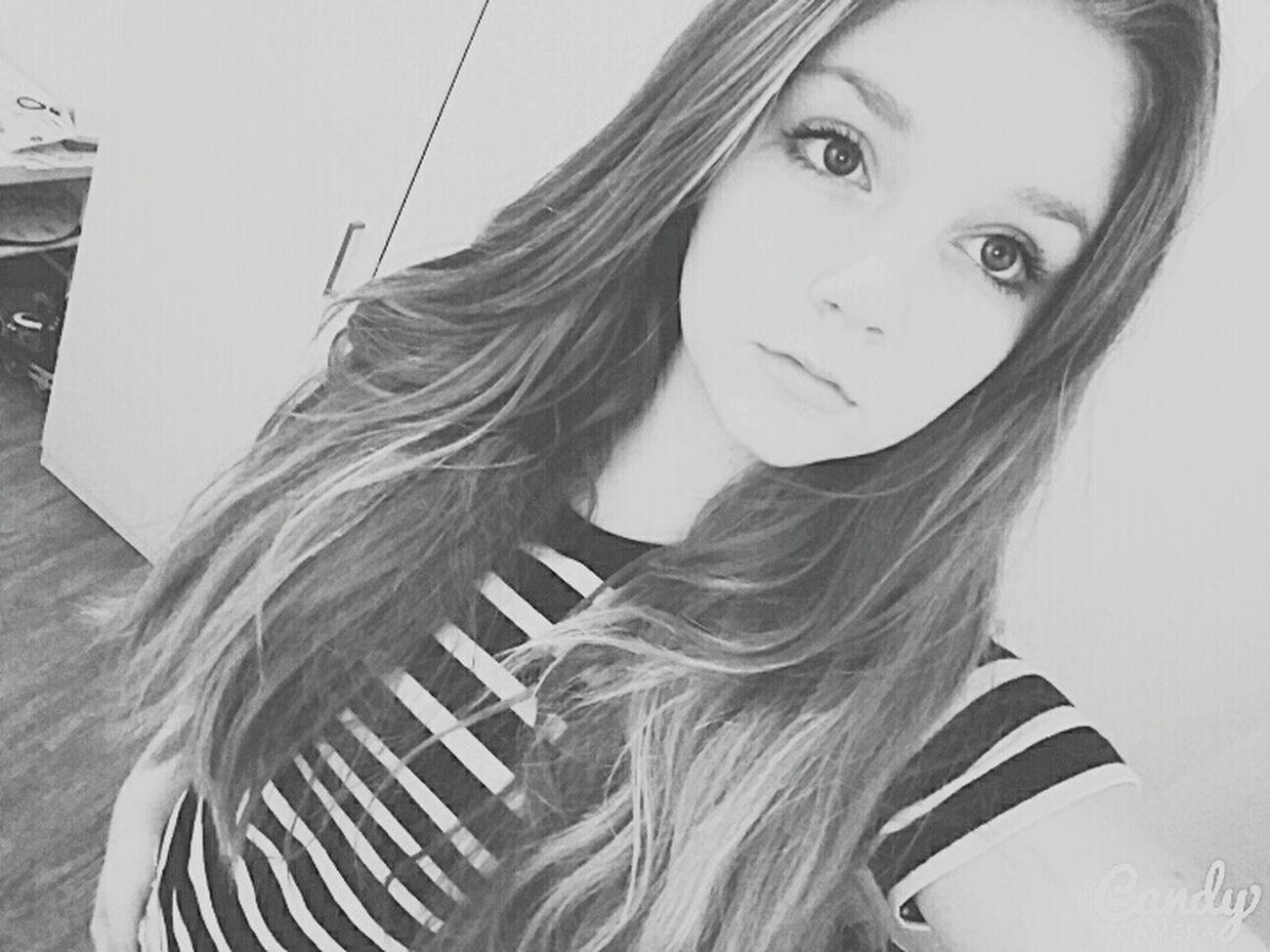 Hair Blackandwhite Selfportrait MeMyself&I Selfie ✌ ThatsMe Selfienation Selfietime EyeemSelfie Love Selfie♥