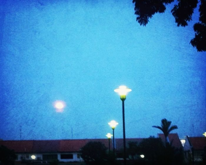 Taken in the morning, 6:43, Happy Mid-Autumn Festival everyone! :) ❤❤ Taking Photos Midautumn Festival