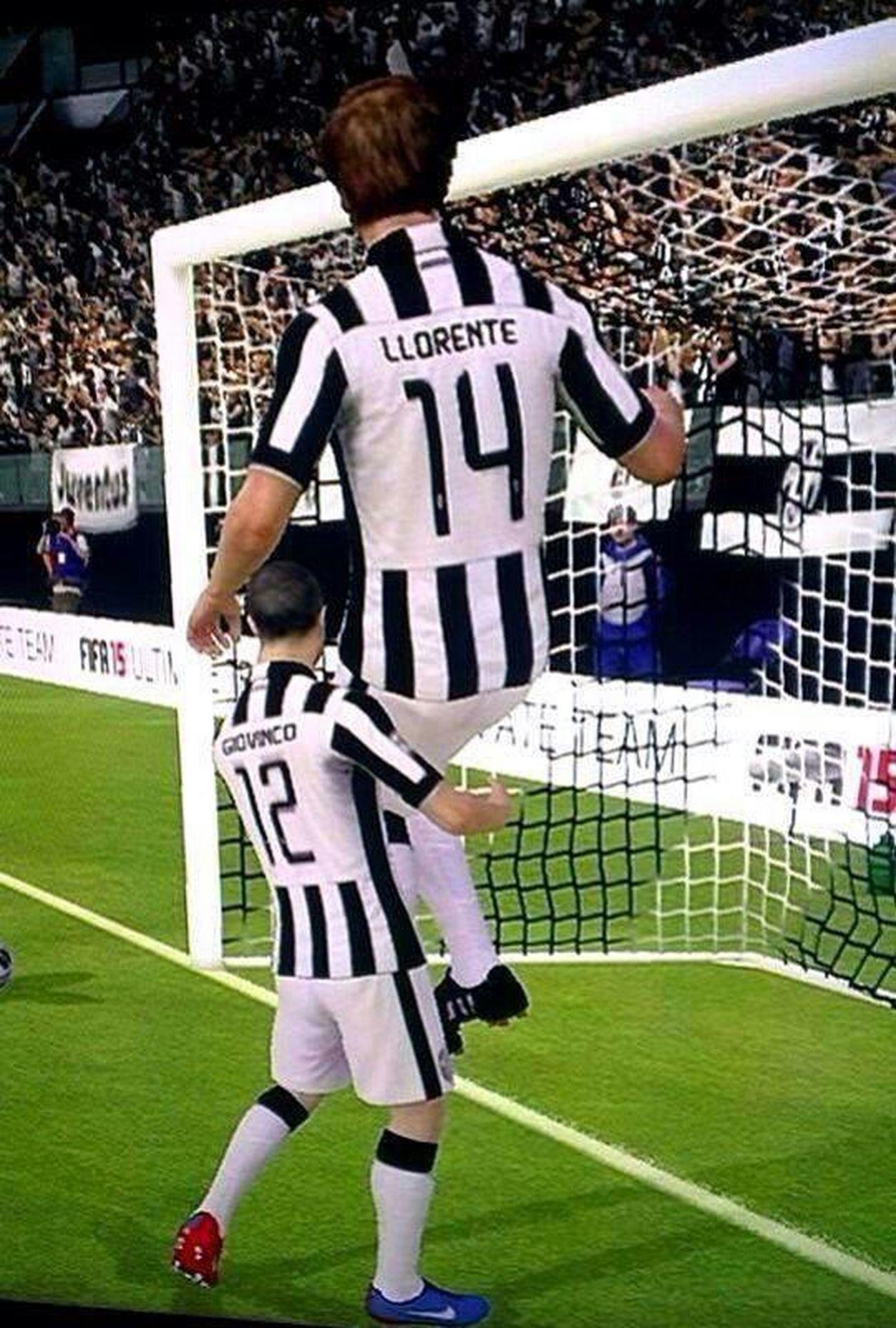FİFA15 aşırı gerçekçi Fifa EA Sports Fıfa World Cup Brasil Fifa15 Sims4 Juventus Giovinco Hi! Taking Photos That's Me