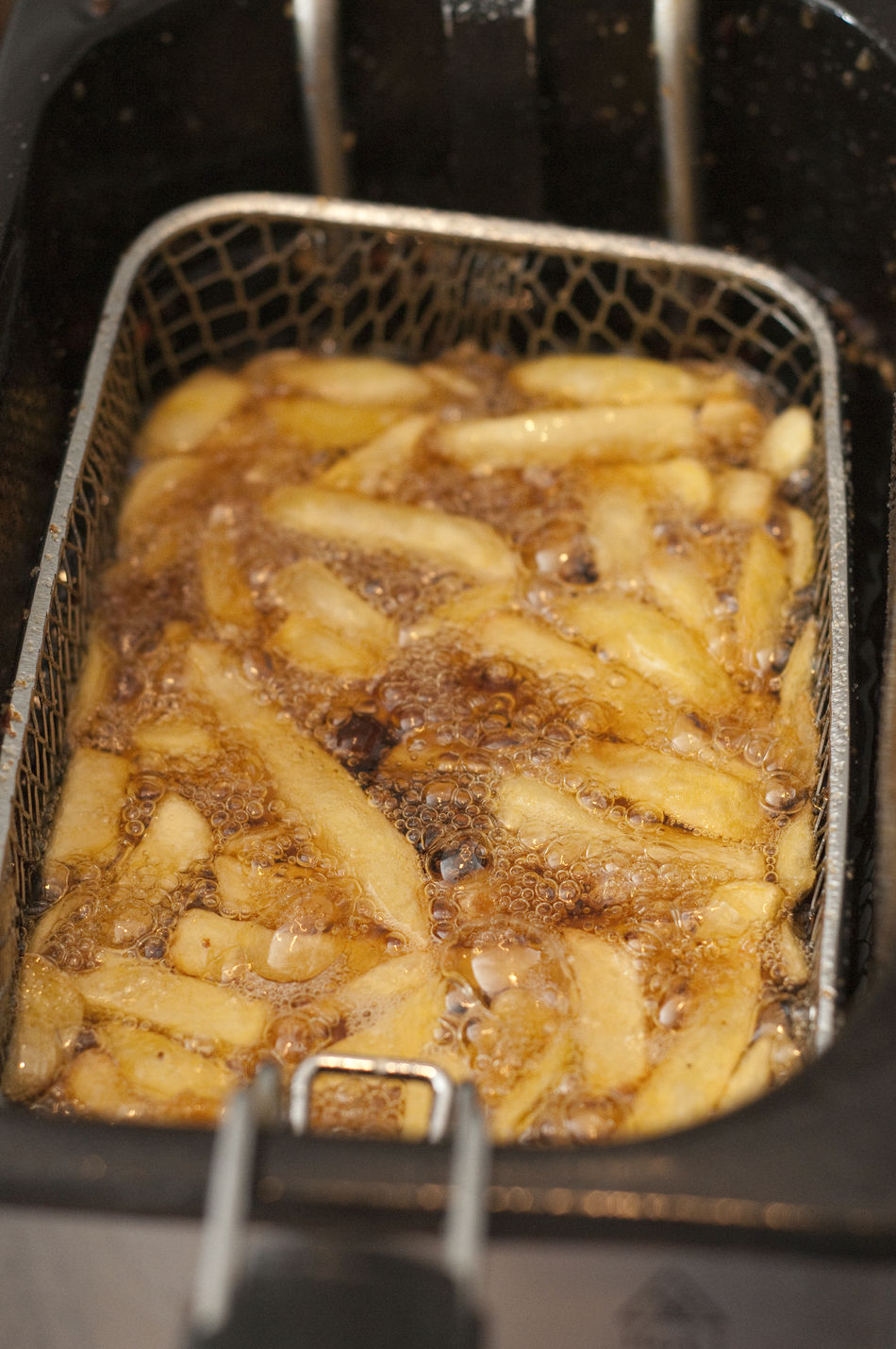 Baking Pan Chip Close-up Food Food And Drink Freshness Ftying Peppers Indoors  Preparation  Ready-to-eat