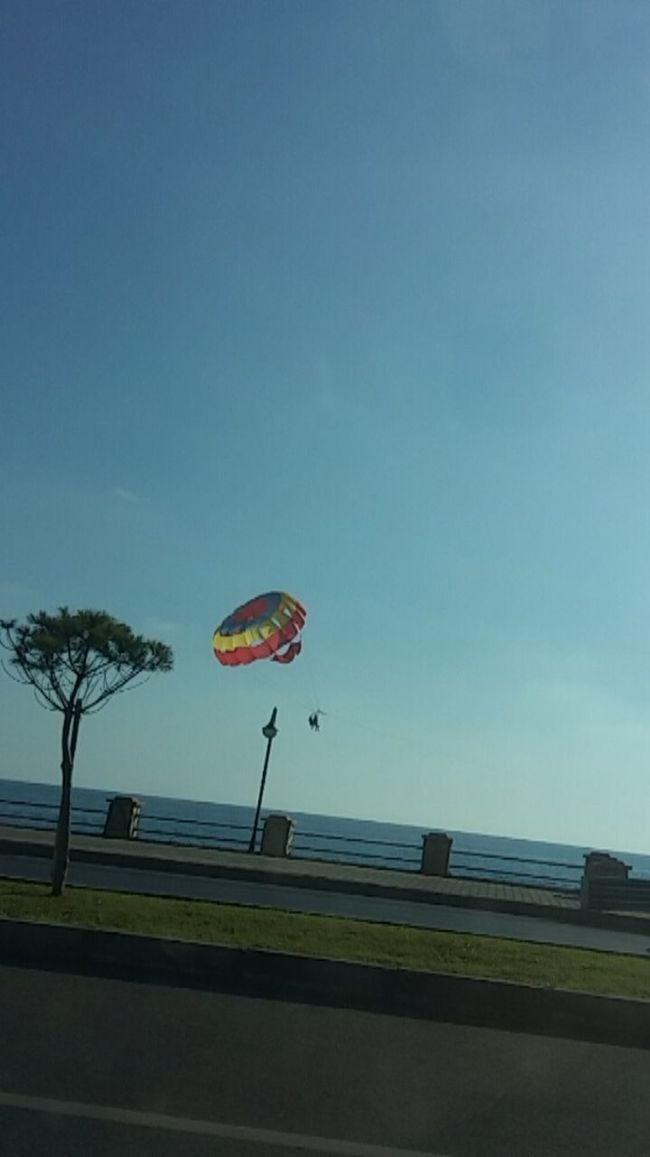 Sky Paragliding Beach Beach Photography Ozean