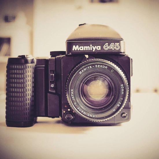 My new old camera :-) Check This Out Analogue Photography Analog Analogphotography Analoglove Mamiya MAMIYA645 Ishootfilm Filmisnotdead Mittelformat