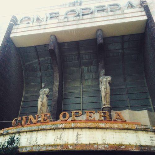 CineÓpera Apertura1949 Cierre1998 EstiloArtDeco CinePopular