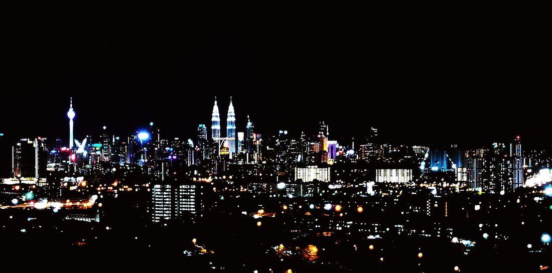 Night Sky Illuminated City Outdoors Urban Skyline Architecture Kuala Lumpur Malaysia  HuaweiP9plus Captureonp9 Leicatechnology Mobilephotography Huaweimobilemy Huaweimobile Mobilephographer Huaweiphotography Lowlight Nightcity