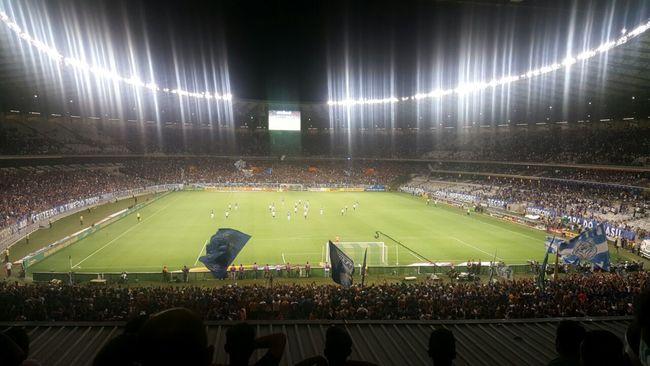 Brasil ♥ Sport Futbol Cruzeiro Stadium
