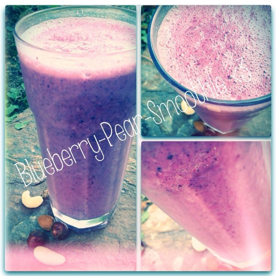 Selfmade Drinking A Smoothie Healthy Drinks