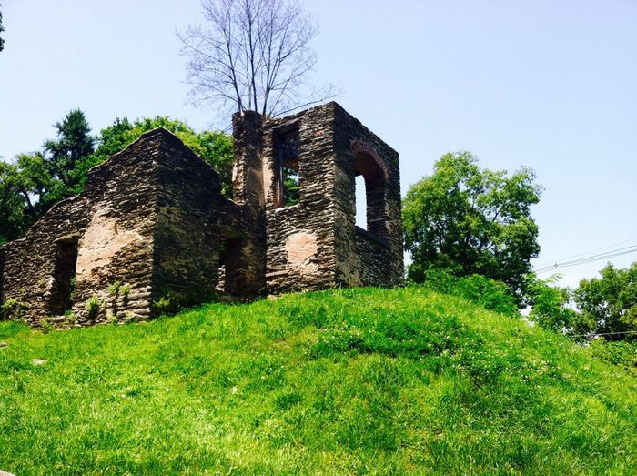 Harper's Ferry original church building