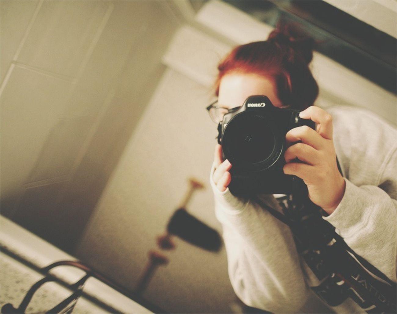 Selfie Ginger Redhead The Portraitist - 2014 EyeEm Awards
