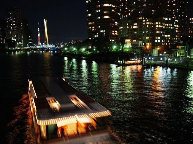 東京スカイツリー The Night View Tokyo Sky Tree Japan Tokyo