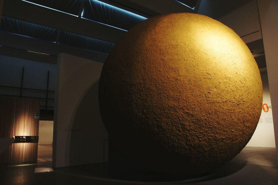 Art Art Installation Milano Simple Form Globe Light
