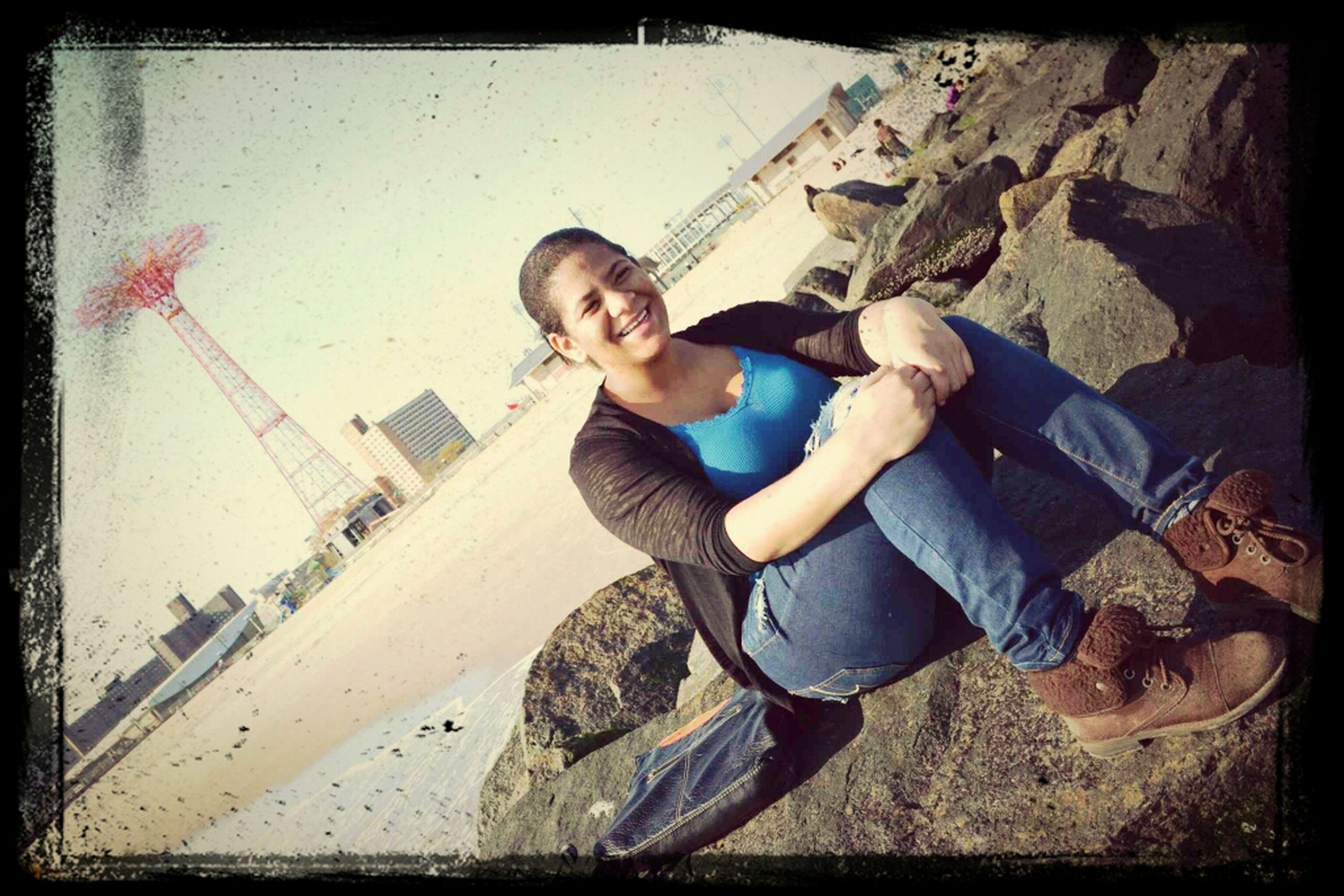 Beach In November