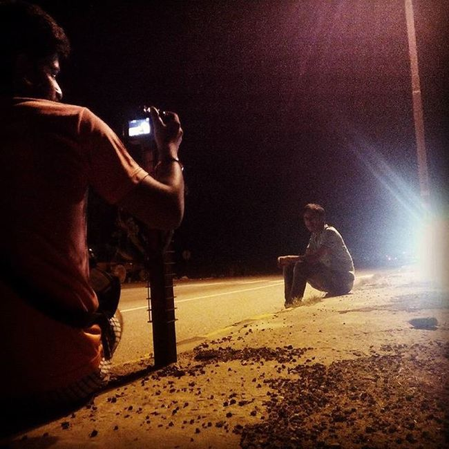 Night photography / shadow / road / main suspect :- photographer , artist , freeze Friends Doing Photography Clicked From Phone By Me 👆 While Doing Our Survey .. Dadee IPhoneography Featured Album Follow Me :) Featured Photo First Eyeem Photo Photos Trending On EyeEm Professional Photo Getty Images Week On Eyeem 20 New Photographers